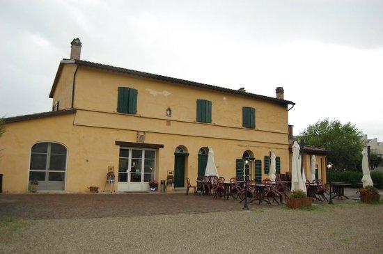 Fiumana, Italy: osteria la casetta