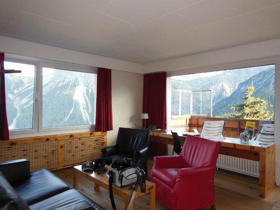 Blatter's Bellavista Hotel: sitting area