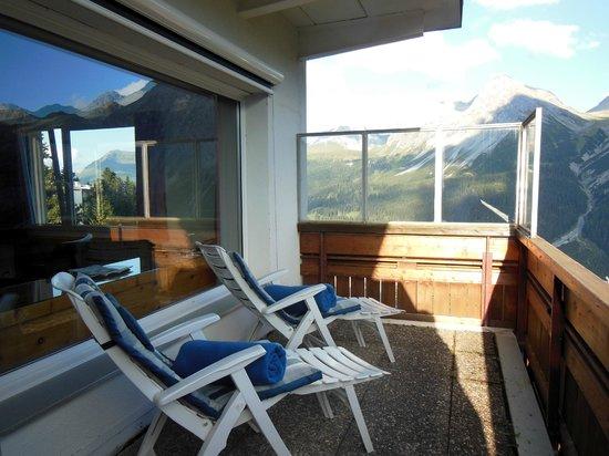 Blatter's Bellavista Hotel: Our Balcony