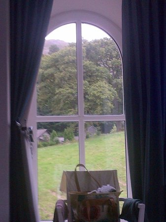 The Daffodil Hotel & Spa : View from the other bedroom window