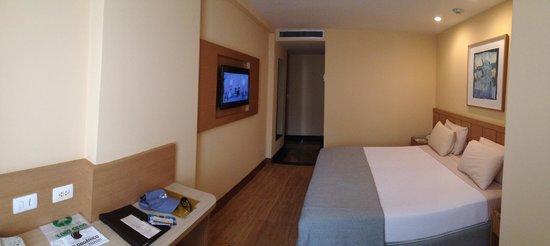 Windsor Copa Hotel: Visao geral Q901