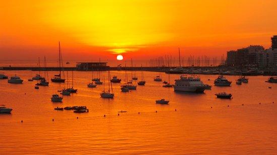 Ses Sevines : Sunset !!