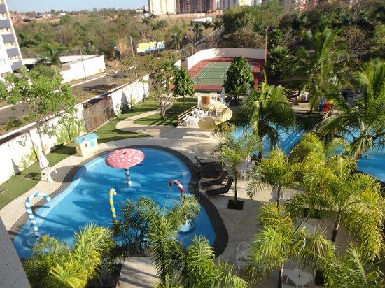Rea de lazer picture of best western suites le jardin for Best western jardin