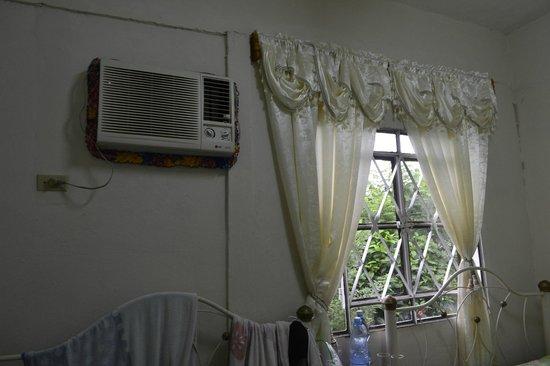 Villa Yohan: Aire acondicionado