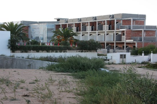 Hotel Apartamentos Carmen: The new accommodation block