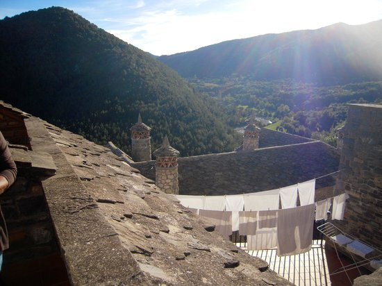 L'Abadia de Sieste: View from the Terrace