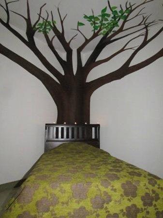 Hostel Shakti: Habitacion individual
