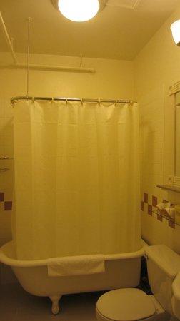 Baldwin Hotel: bathroom