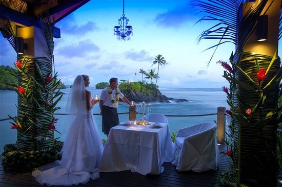 Seabreeze Resort: Specail wedding location and setting
