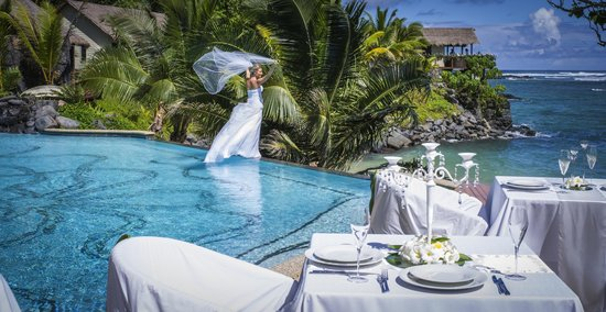 Seabreeze Resort : Excpetional weddings and location
