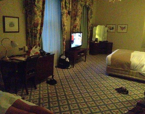 เดอะโฮเต็ล วินด์เซอร์: Deluxe Suite Room 352