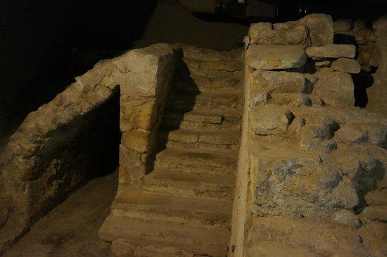 Archeological Crypt of the Parvis of Notre-Dame: Aquedutos