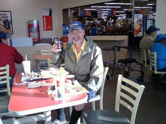 A&W Restaurant: Don at Jasper A&W