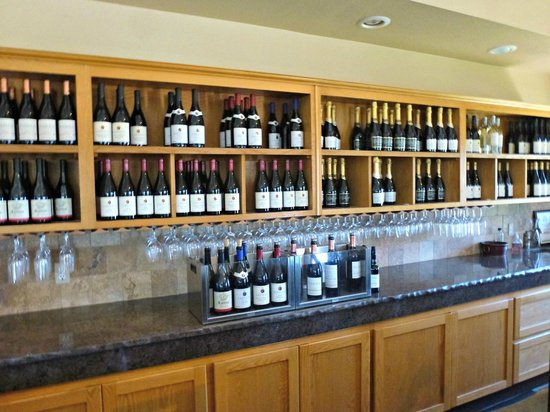 Laetitia Vineyard and Winery: Tasting Room