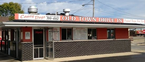 Old Town Drive In Saginaw Restaurant Reviews Photos