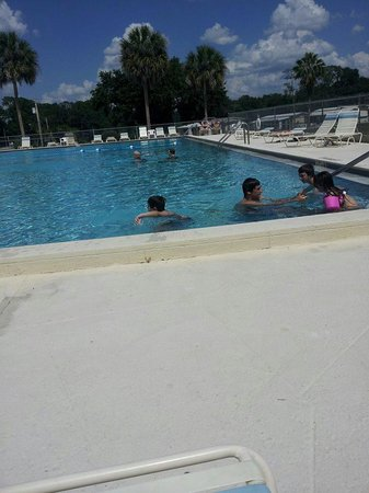 Sanlan RV Park: Olympic Pool