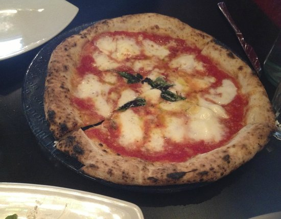 Forcella: Forcello Eatery - Margherita Pizza