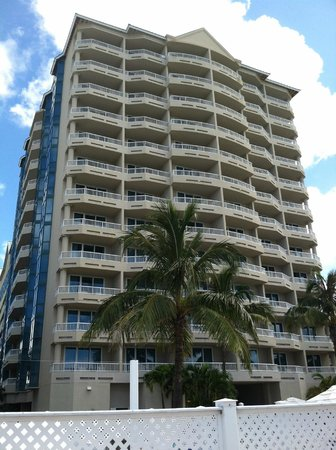 Lido Beach Resort Tower building