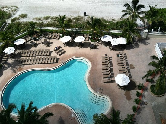 Lido Beach Resort: Family pool area