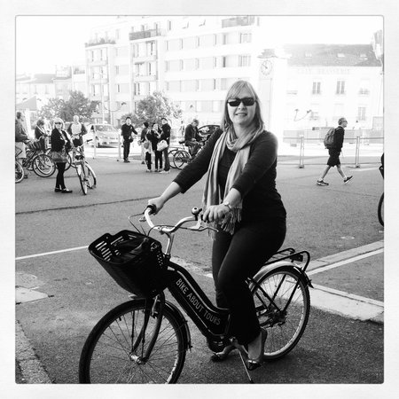 Bike About Tours: Versailles bike tour Sept 2013