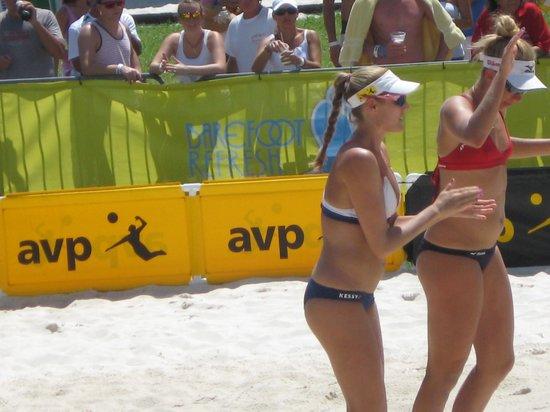 Vinoy Park: AVP Beach Volleyball