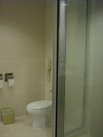 Bayview Hotel Langkawi: toilet