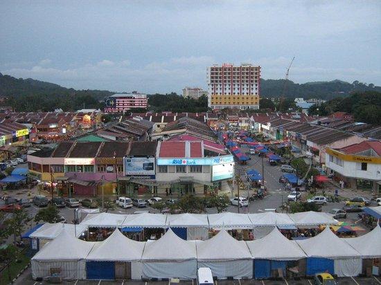 Bayview Hotel Langkawi: kuah town