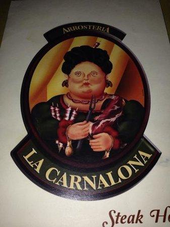 La Carnalona: l'insegna del locale