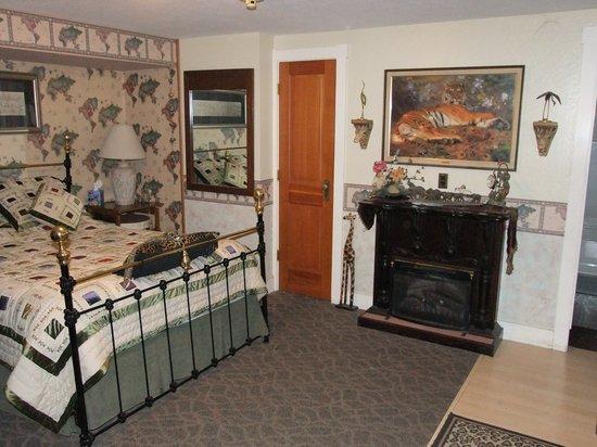 The Robin's Nest : Safari guest Studio