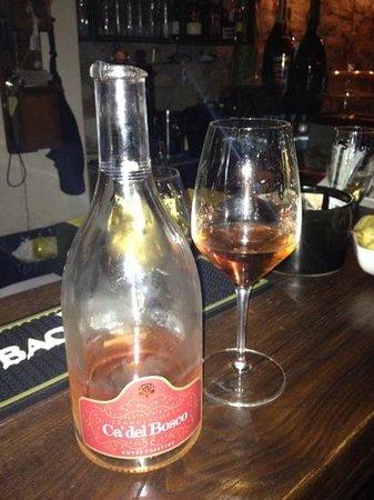 Martintempo lounge Bar: CàDelBosco Rosè