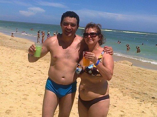 Sirenis Punta Cana Resort Casino & Aquagames: Drinks sem alcool e bebidas diversas liberadas sem restrição