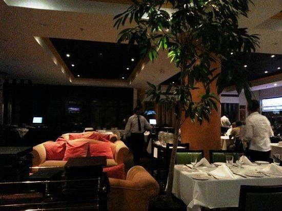 Salam Bombay : cozy lounge