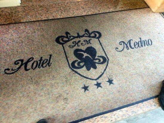 Benvenuti all'hotel medno