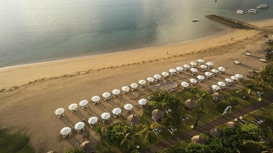 Grand Mirage Resort: Beachfront resort