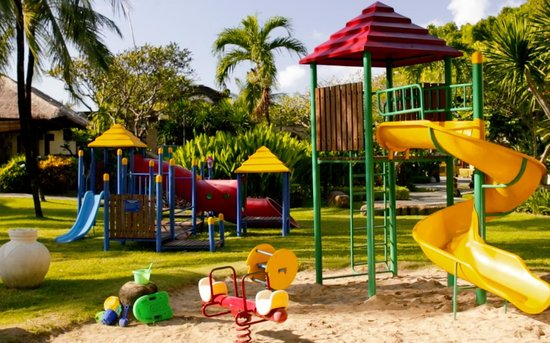 Grand Mirage Resort: Playground