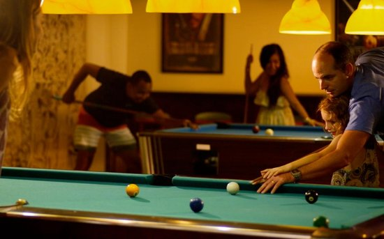 Grand Mirage Resort : Cools Leisure Lounge
