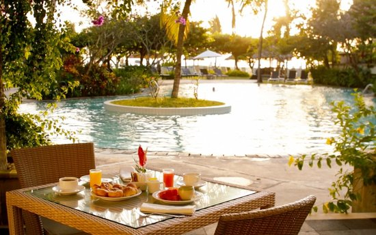 Grand Mirage Resort: Grand Cafe