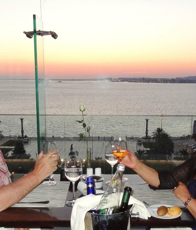 Equinox: Cheers to a wonderful evening :)