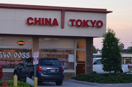 China Tokyo Express