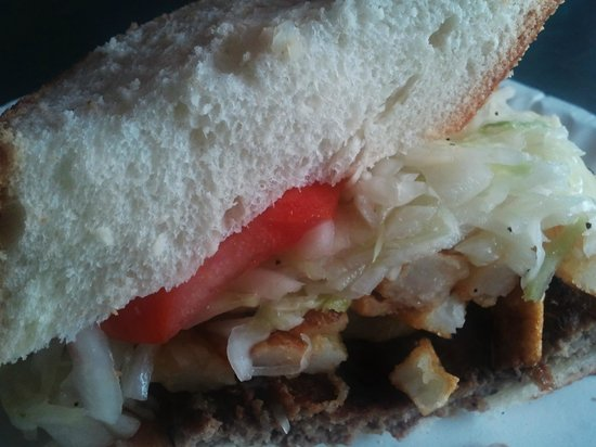 Primanti Brothers Restaurant: The Pitts-Burger