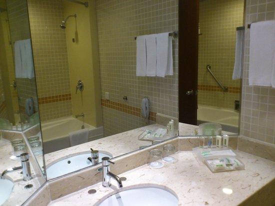 Holiday Inn Singapore Atrium: Sink area
