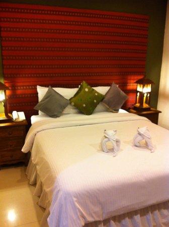 Lullaby Inn: Balcony Room 402