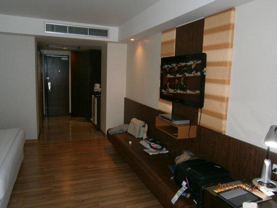 Dynasty Grande Hotel: Bedroom