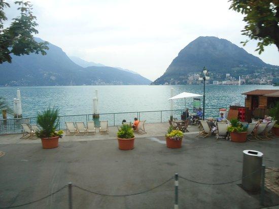Lake Lugano: Lago de Lugano ....