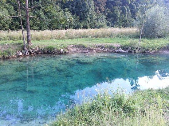 San Korana: Korana River