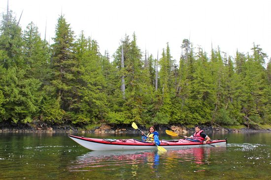 Southeast Sea Kayaks: wonderful day kayaking