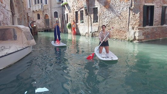SUP in Venice: SUP Venice