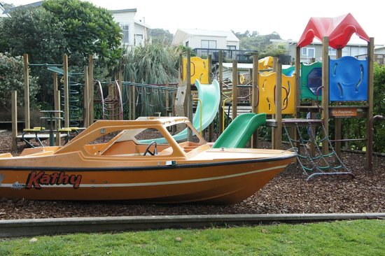 Waihi Beach Top 10 Holiday Resort: The playground