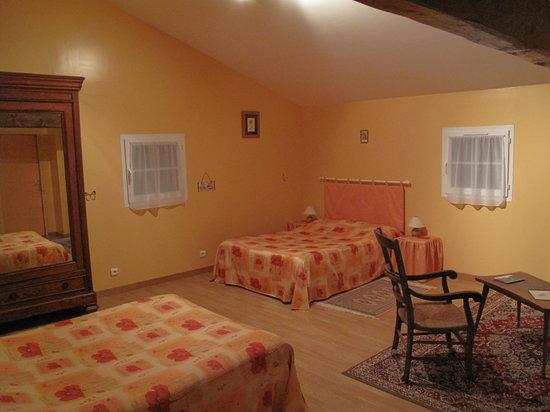 Chambres et Tables d'Hotes La Prairie