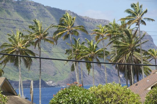 Na Pali Coast : View from Kalaupapa Peninsula